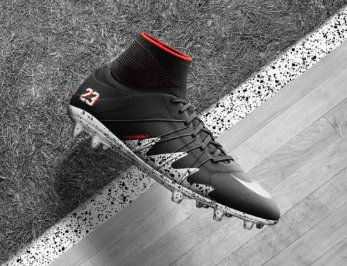 NJR x Jordan Hypervenom Collection