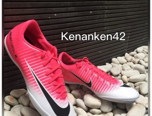 Nike Mercurial Vapor Pink 2017 Boots Leaked