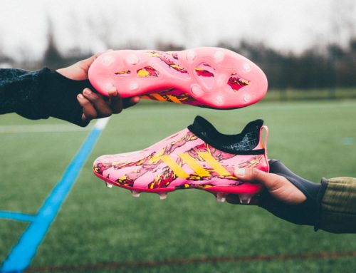 Pink/Yellow Adidas Glitch Boots Leaked
